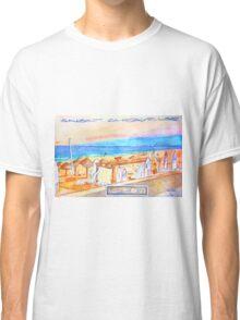 Windsurf Café. Carcavelos. Classic T-Shirt