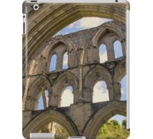 Ancient Arches iPad Case/Skin