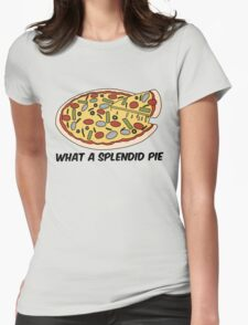 Chic n Stu Pizza - SOAD Womens Fitted T-Shirt