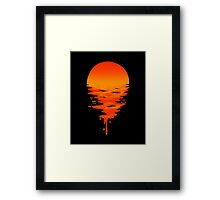 Sunset 6 Framed Print