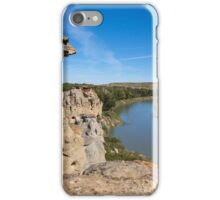 Alberta Hoodoos iPhone Case/Skin