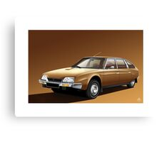 Poster artwork - Citroen CX 2000 Canvas Print