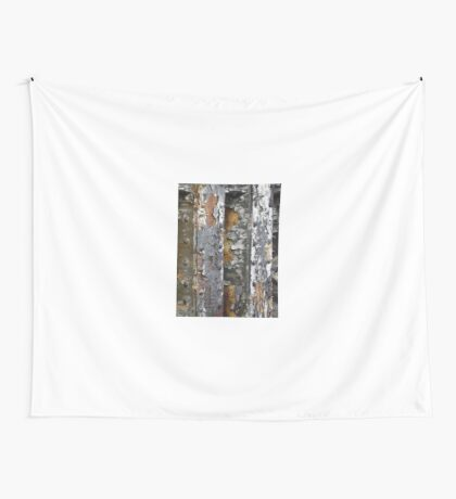 Rusting away Wall Tapestry