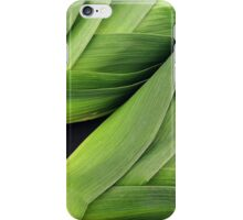 Leek Lines iPhone Case/Skin