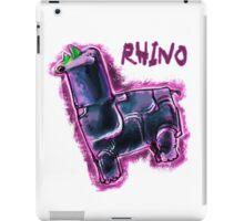 rhino iPad Case/Skin