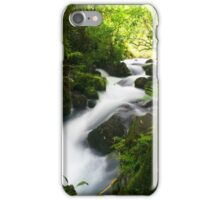 Te Waihou Walkway: River iPhone Case/Skin
