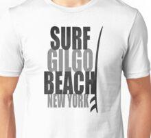 Surf Gilgo Beach Unisex T-Shirt