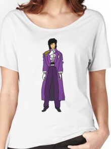 The Purple One Women's Relaxed Fit T-Shirt
