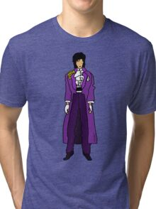 The Purple One Tri-blend T-Shirt