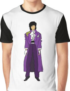 The Purple One Graphic T-Shirt