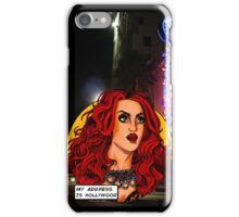 My Address Is Hollywood - PHONE CASE iPhone Case/Skin