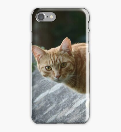 Surprised To See You iPhone Case/Skin