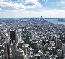 New York City  by thegaffphoto