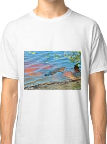 Good Morning Alligator Classic T-Shirt