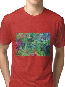 GLORY - Original Abstract Design Tri-blend T-Shirt