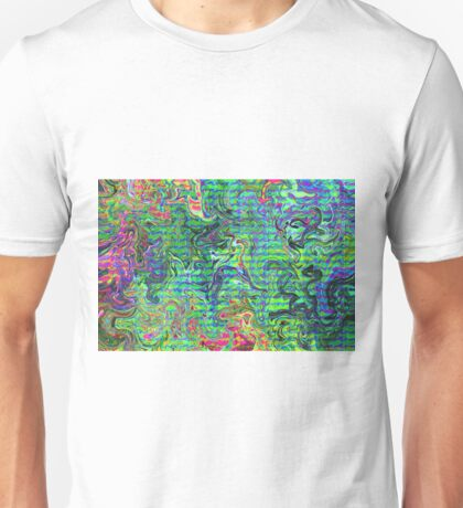 GLORY - Original Abstract Design Unisex T-Shirt