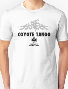 Coyota Tango - Pan Pacific Defense Corps T-Shirt