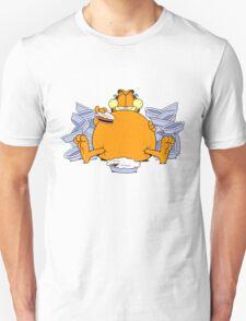 Garfield Eat Cake Unisex T-Shirt