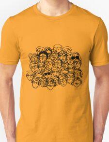 People on People Unisex T-Shirt