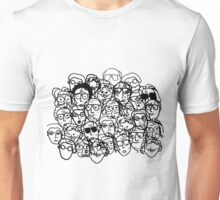 People on People Unisex T-Shirt