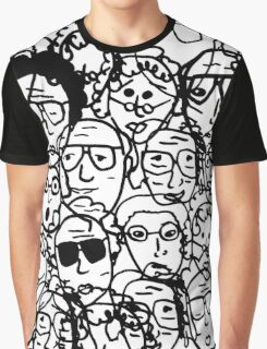 People on People Graphic T-Shirt