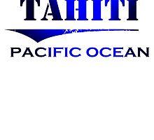 TAHITI Pacific Ocean by dejava