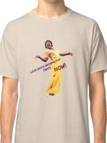 Miss Celie's Pants lyric Classic T-Shirt