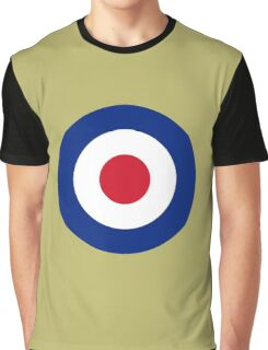 Royal Air Force - Roundel Graphic T-Shirt