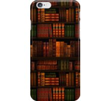 Bookworm - Library - Books iPhone Case/Skin