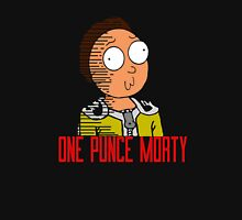 One Punce Morty Parody  Rick And Morty Unisex T-Shirt