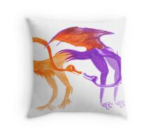 A New Side Throw Pillow