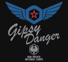 Gipsy Danger - Pan Pacific Defense Corps by nardesign