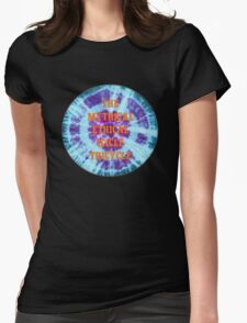The Mythical Ethical Icicle Tricycle Womens Fitted T-Shirt