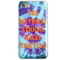 The Mythical Ethical Icicle Tricycle iPhone Case/Skin