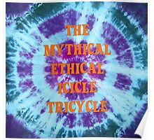 The Mythical Ethical Icicle Tricycle Poster