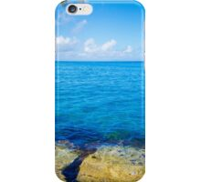 Beautiful Sea landscape iPhone Case/Skin