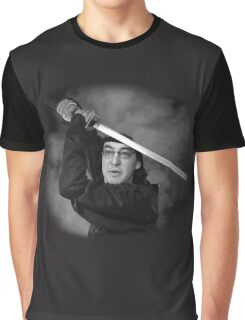 Ninja Filthy Frank Graphic T-Shirt