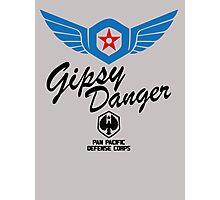 Gipsy Danger - Pan Pacific Defense Corps Photographic Print