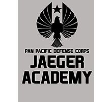 Jaeger Academy - Pan Pacific Defense Corps Photographic Print