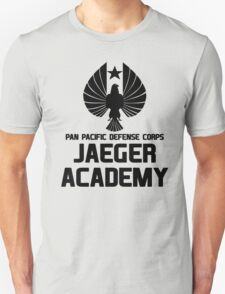 Jaeger Academy - Pan Pacific Defense Corps T-Shirt
