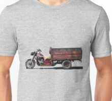 Moroccan tricycle Unisex T-Shirt