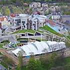 Scottish Parliament Buildings Holyrood Edinburgh by youmeus