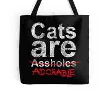 Cats are.... Tote Bag