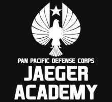 Jaeger Academy - Pan Pacific Defense Corps by nardesign