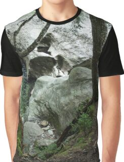 Head of the Falls Graphic T-Shirt