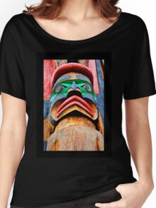 TOTEM 2 Women's Relaxed Fit T-Shirt