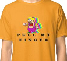 Pull Warios Finger Classic T-Shirt