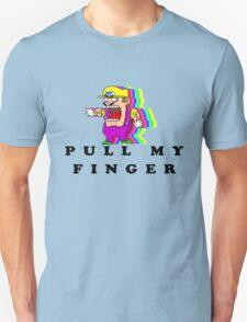 Pull Warios Finger Unisex T-Shirt