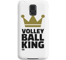 Volleyball king crown Samsung Galaxy Case/Skin