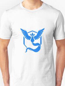pokemon go team blue Unisex T-Shirt